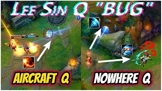 "ABUSING LeeSin Q ""BUGs"" ALL THE GAME - 2020 URF CHINESE LEE SIN MONTAGES REMIX - League of Legends"