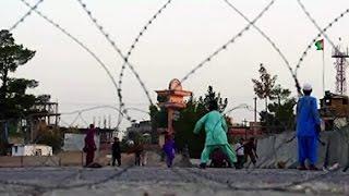 Lashkargah City Under Siege/