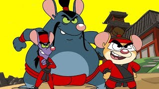 Rat-A-Tat |'Kung fu Mouse Ninjas NEW Full Episode Cartoons'| Chotoonz Kids Funny Cartoon Videos