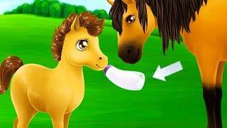 Fun Pet Care - Princess Horse Club 3 - Play Magic Pony Care, Makeover & Royal Wedding Day Kids Games