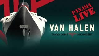 "Van Halen - 新譜「TOKYO DOME LIVE IN CONCERT」2015年3月31日発売予定 ""Panama""など2曲の試聴音源を公開 thm Music info Clip"