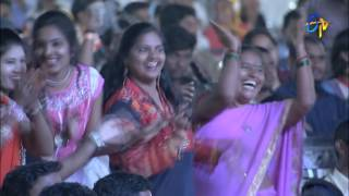 Babu Rambabu Song | Kalpana Performance | Super Masti | Srikakulam | 19th February 2017 | ETV Telugu