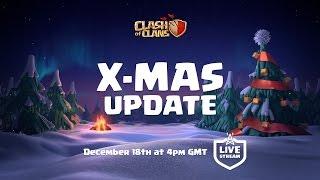 Clash of Clans - Update Stream Recap