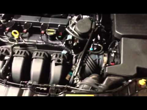 Ford Focus 2013 weird noise (click-click-whir) - FIXED TSB 13-4-18 - YouTube