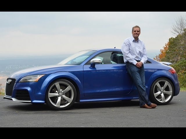 Audi TT RS 2012 Test Drive & Car Review - RoadflyTV with ...