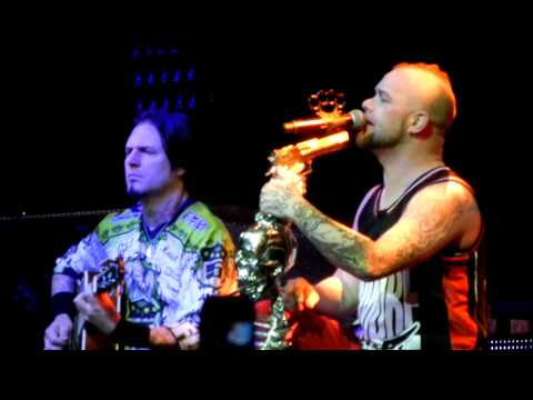 5 Finger Death Punch- Remember Everything(Acoustic)- Trespass America- Prudential Center- 8/18/12