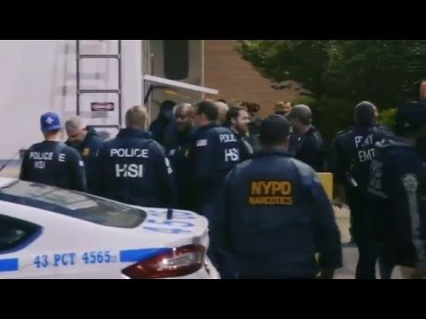 92 year old woman shot in largest gang take down in NYC history