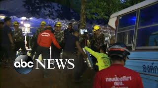 Rescuers close in on boys