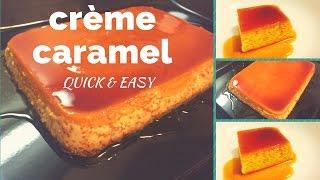 How to make Caramel Pudding/ Flan/ Creme Caramel