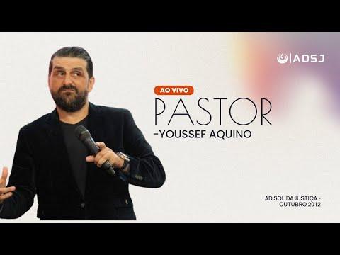 Pr Yossef Akiva Igreja Sol da Justiça em Goiânia Culto Ao Vivo, Pregação...