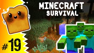 Minecraft Po Polsku: Survival - Fundamenty Domu #19