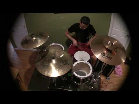 A Day To Remember-Mr. Highway's Thinking About The End( HD Drum Cover) Music Videos