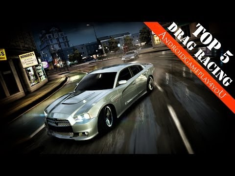 Top 5 Best Android Drag Racing Games 2014 (HD)