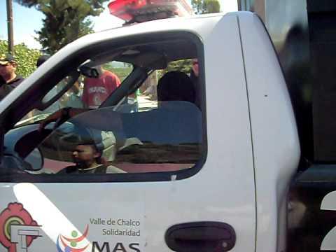 Policias En Valle De Chalco 4