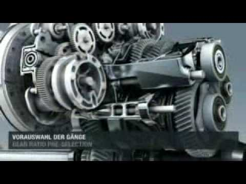 Renault DCT Gearbox (by www.caroto.gr)