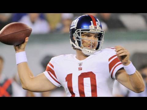 Eli Manning Injured in Preseason Win - New York Post Video