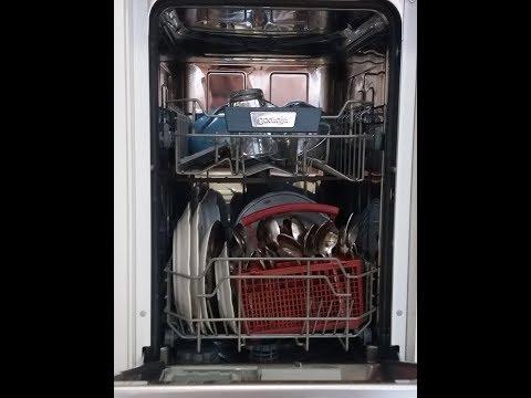 Посудомоечная машина Gorenje: обзор и уход