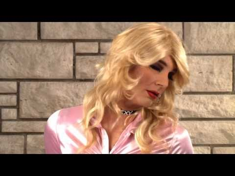 Cross Dressing Clothes Fashion Video By Suddenly Fem    Starring Tiffany Amber Rhoads