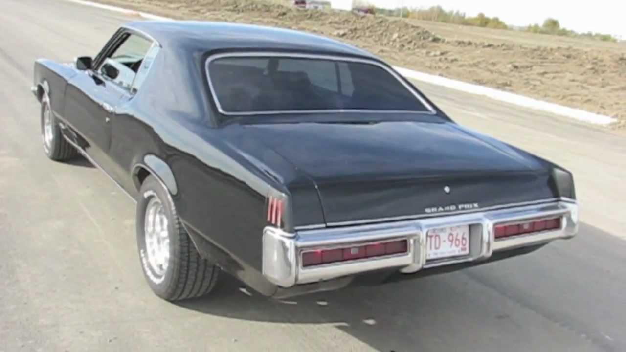 1969 Pontiac Models 1969 Pontiac Grand Prix sj