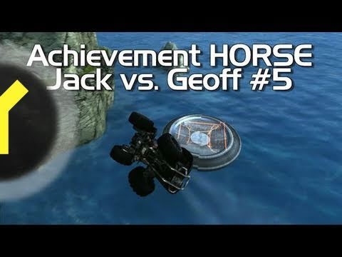 Halo: Reach - Achievement HORSE #5