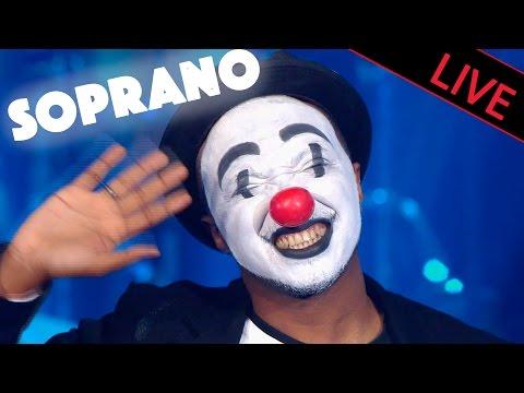 download lagu Soprano - Clown / Live Dans Les Années gratis