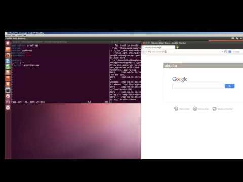 Install Python Google App Engine in Ubuntu Desktop