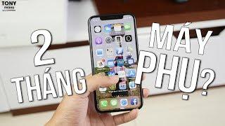 Đánh giá chi tiết iPhone X sau hơn 2 tháng sử dụng - Chiếc máy PHỤ hoàn hảo!