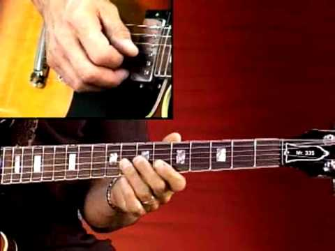 Larry Carlton - Jazzed Blues - Key Of Bb
