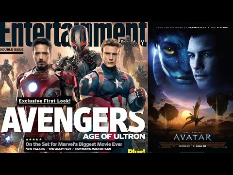 AMC Movie Talk - Can A Marvel Film Catch AVATAR? EQUALIZER Director Antoine Fuqua!