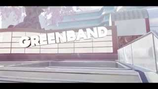 Advance Warfare - Greenband & Terrace motion Track Template - C4D |
