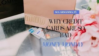 Why Credit Card Debt is Bad!
