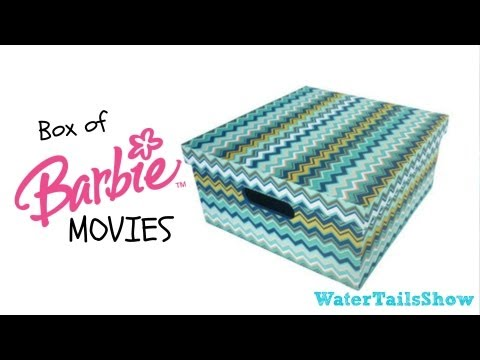 My Barbie Movie Collection (requested By Allylpstv) video