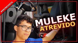 MULEKE ATREVIDO.. DIARIO DE BORDO DE UM CAMINHONEIRO.