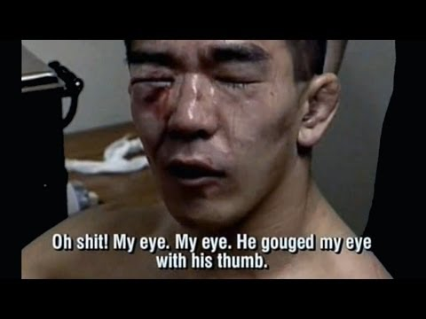 Yuki Nakai - 3 fights in 1 night!! - Blinded for life. (Vale Tudo Japan)