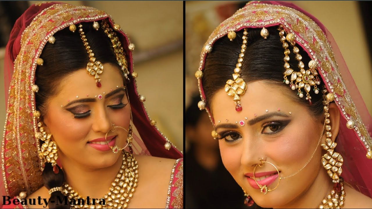 Rani Pink Bridal Makeup YouTube