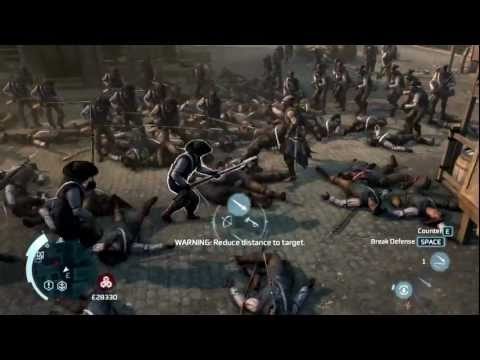 Assassin's Creed III Boston Massacre One Man Army