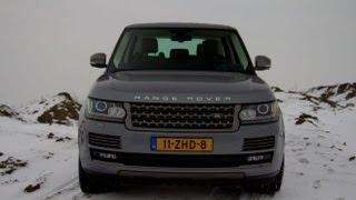 Range Rover SDV8 review