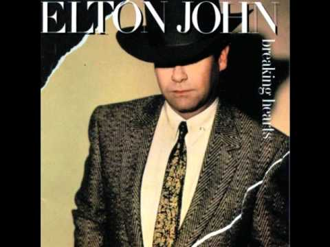 Elton John - Breaking Hearts (Ain