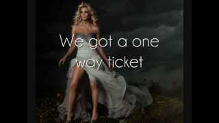 Watch Carrie Underwood One Way Ticket video