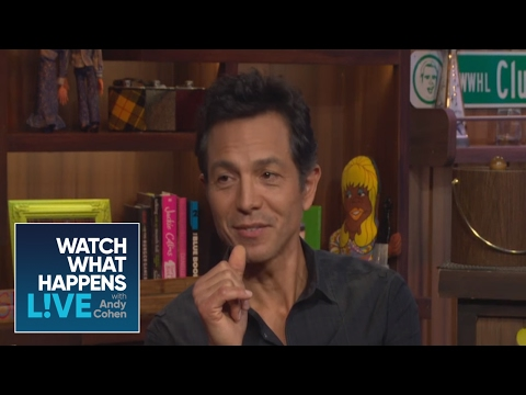 "Benjamin Bratt's Talks Madonna In ""The Next Best Thing"" - WWHL"