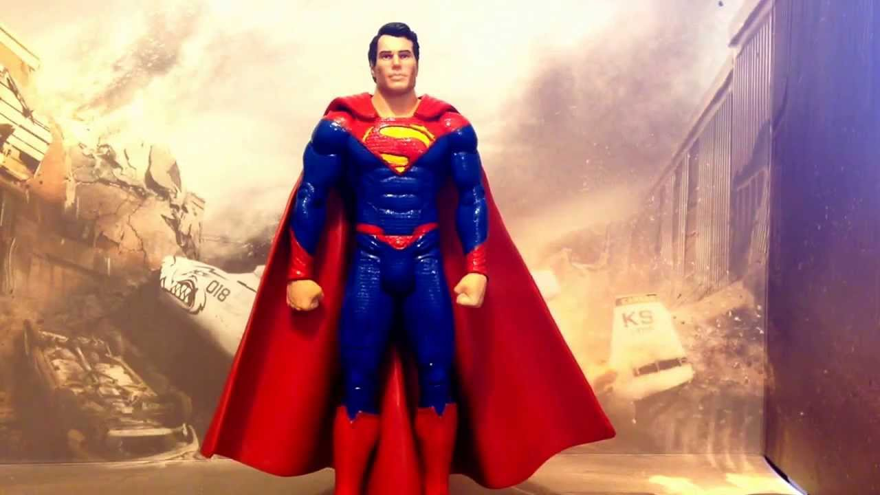 Superman Earth 2 New 52 Custom New 52 Earth 2 Superman