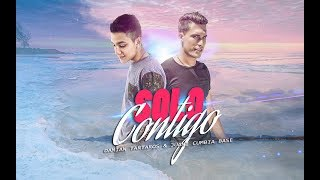 Damian Tartaros Ft Juani Cumbia Base - Solo Contigo (Video Lyric)