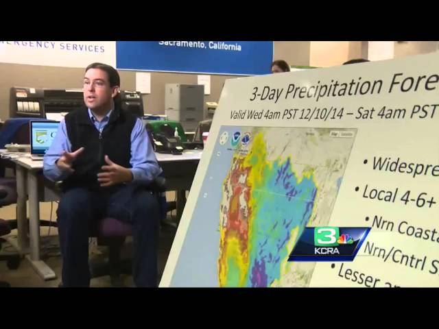 OES concern shifts from Bay Area to Sierra Nevada