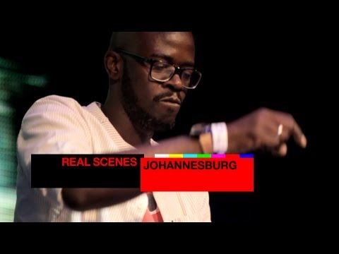 Real Scenes: Johannesburg video