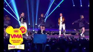 Marcus & Martinus - Make You Believe In Love     Mad VMA 2018 by Coca-Cola & McDonald's