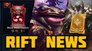 Rift News: Riot Oopsie, Capsules Oopsie & New Skins