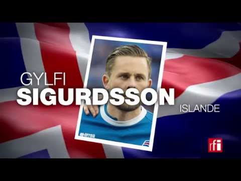 "Gylfi Sigurdsson, ""le Messi islandais"" - Islande #Euro2016"