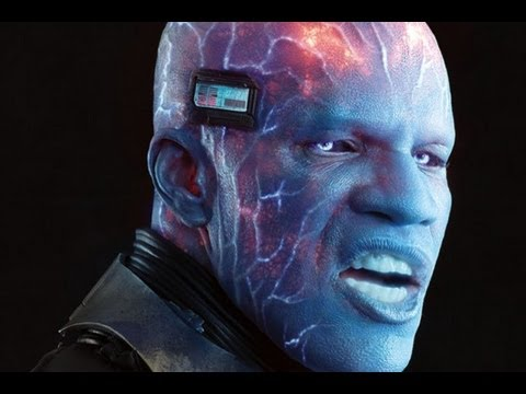 AMC Movie Talk - Full Look of Jamie Foxx as Electro, Idris Elba as JAMES BOND?