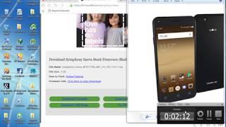 How to Symphony Inova Flash File Link 100% Free