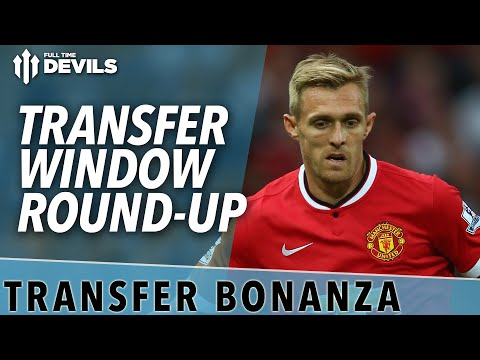 Transfer Window Round-Up | Manchester United | Full Time Devils